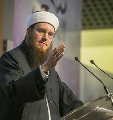Nicolas Blancho, Präsident des Islamischen Zentralrates