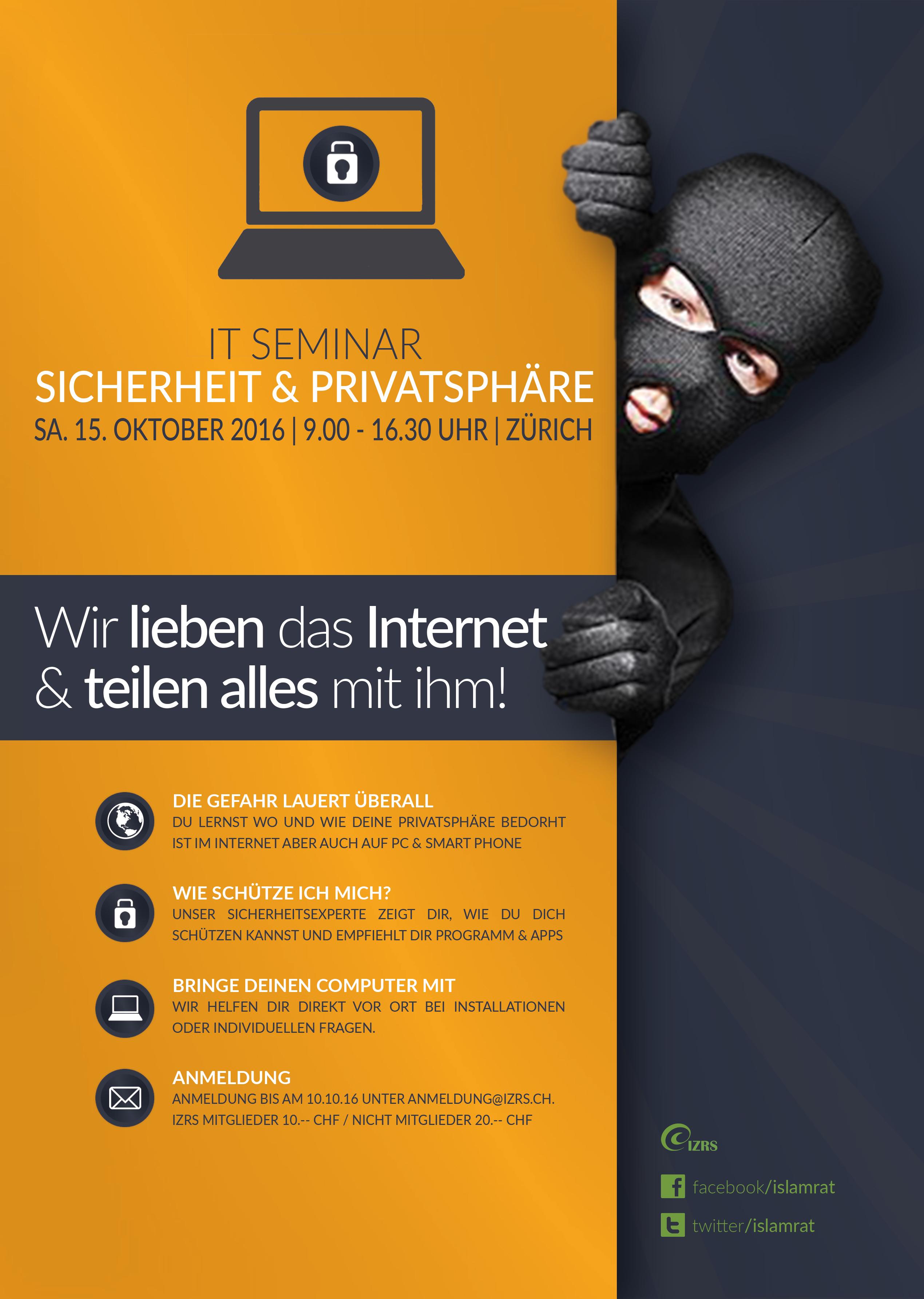 sicherheit auf facebook