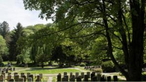 Bald auch muslimische Gräber in Baden